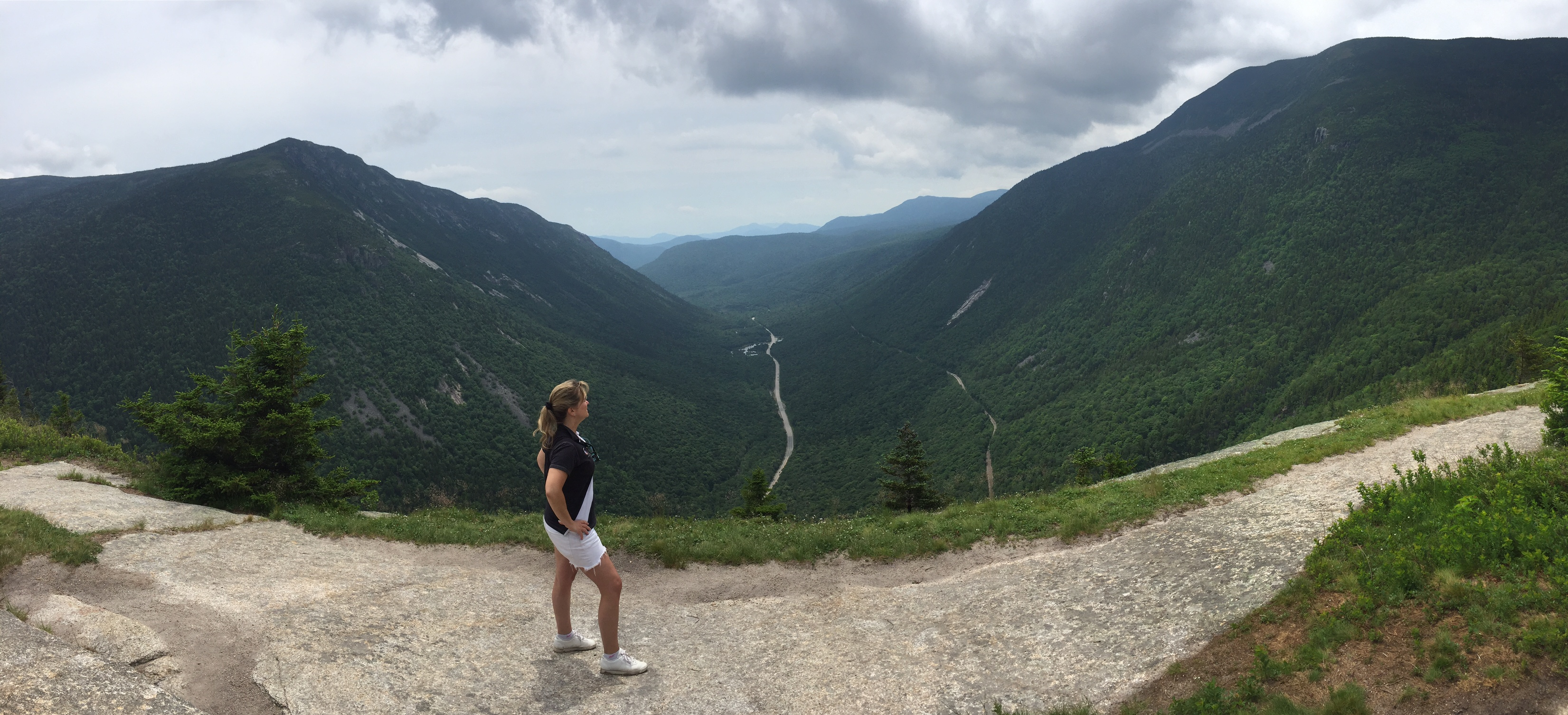 Sandra Ierardi - Mt. Willard, NH