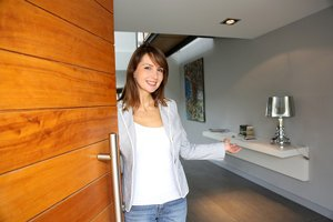 Open the door for an in-person visit from potential buyers